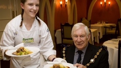 Kent Messenger's 'Young Cook 2018' at Abbots Barton Hotel