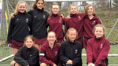 Seven-a-side Football Tournament - Maplesden Noakes School