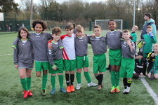 Year 5 football tournament 110