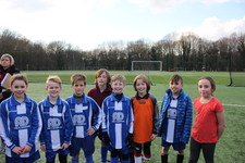 Year 5 football tournament 115