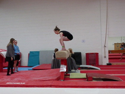 2018 Maidstone Schools' Gymnastics Competition