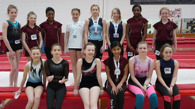 Maidstone Schools' Gymnastic Competition