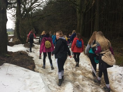 2018 World Challenge Trek in Hollingbourne