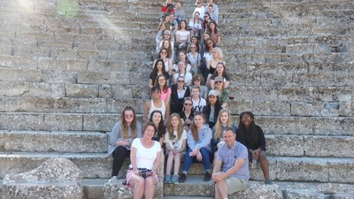 Classical Civilisation Trip - Greece