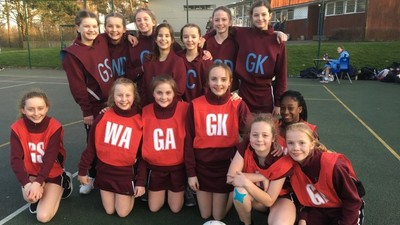 Year 7 Netball Tournament - Wednesday, 21 March 2018