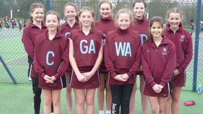 Kent Schools' Netball Tournament