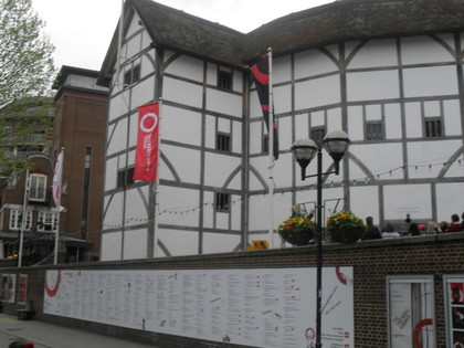 History trip to the globe april 1
