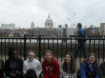 History trip to the globe april 3