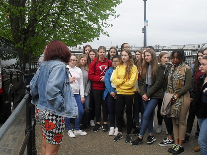 History trip to the globe april 5