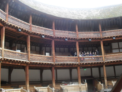 History trip to the globe april 14