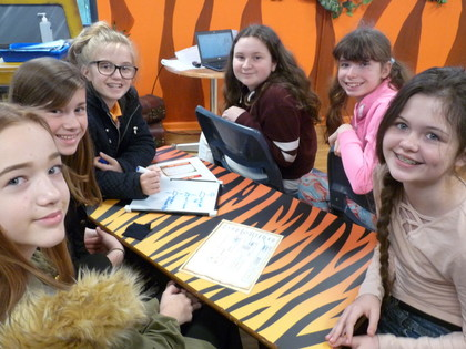 2018 Year 7 ICT Trip to Chessington
