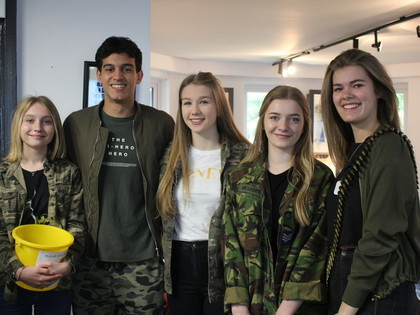 2018 Non Uniform Camouflage Day