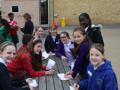 Year 6 treasure hunt workshop 2