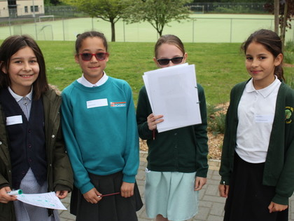 Year 6 treasure hunt workshop 4