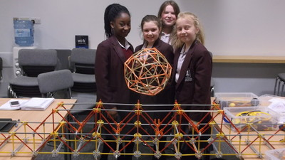 STEM Tetrahedron Final, BAE Systems