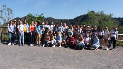 Sicily and Sorrento GCSE Geography Visit