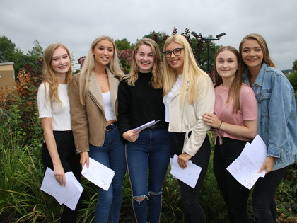 2018 A Level Results Day