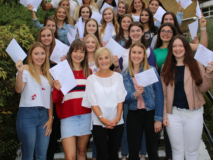 A level results 33a