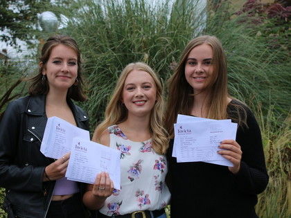 A level results 38