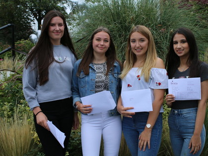 A level results 40