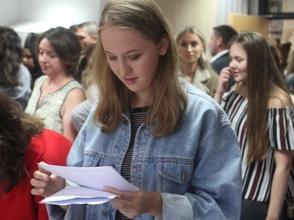 A level results 70