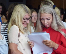 2018 GCSE Results (520)