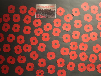 2018 remembrance day cake sale 8