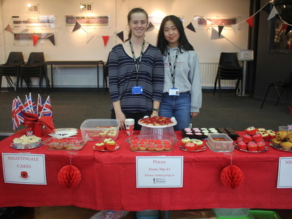 2018 remembrance day cake sale 10