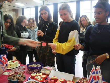 2018 remembrance day cake sale 14
