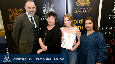 Armistice 100 - Poetry Competition