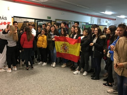 Spanish Exchange 2018 (1)