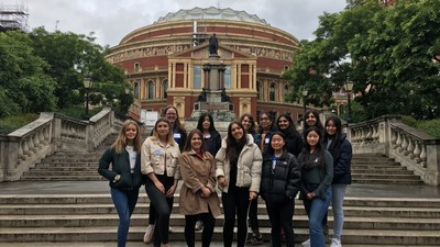 Year 10 and 12 Imperial College Visit
