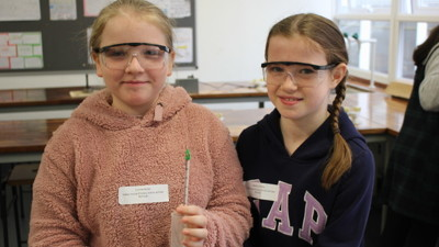 Year 5 Chemistry Workshop