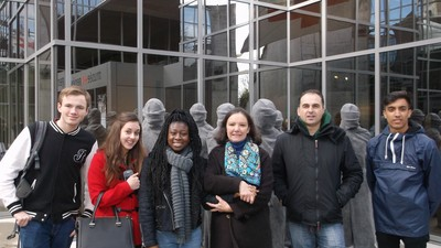 Invicta Students at United Nations Conference in Geneva