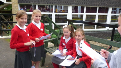 Year 5 Students attend a Geography Workshop