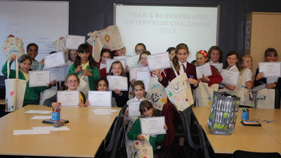 Year 5 Primary Workshop - Business and Enterprise