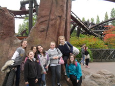 2015 school choir thorpe park october 5