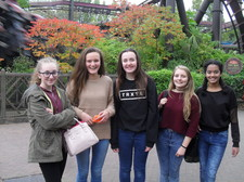2015 school choir thorpe park october 6