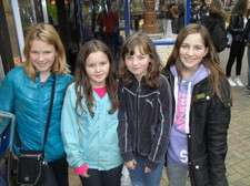 2015 school choir thorpe park october 8