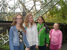 2015 school choir thorpe park october 19