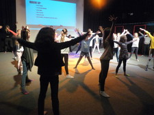 Year 5 drama workshop nov 15 4