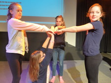 Year 5 drama workshop nov 15 12