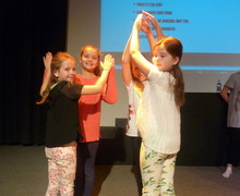 Year 5 drama workshop nov 15 15
