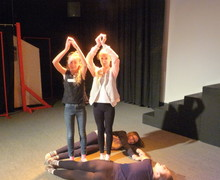 Year 5 drama workshop nov 15 23