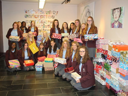2015 Operation Christmas Child Boxes