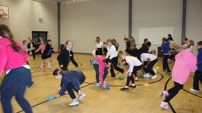 Year 6 Transition Workshop - PE