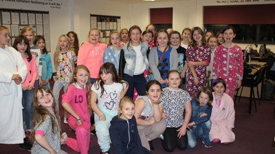 Year 5 Disney Girls Night In
