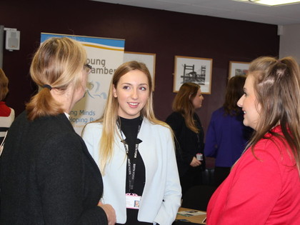 2015 Young Chamber Business Lunch