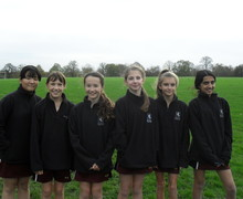 Maidstone schools cross country november 4