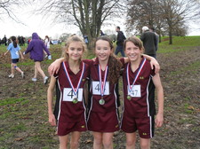 Maidstone schools cross country november 6
